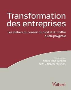 Transformation des entreprises, Transformation des entreprises