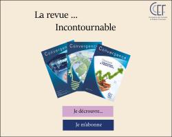 Abonnement à Convergence - Membre, Abonnement convergence